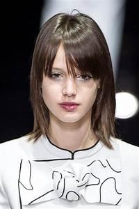 Coupe Cheveux Avec Frange : 1001 mod les et id es pour trouver la coupe de cheveux la mode parfaite ~ Nature-et-papiers.com Idées de Décoration