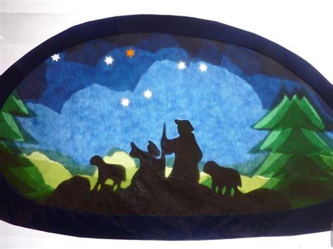 fensterbild transparentpapier winter fensterbild hirten basteln fensterbilder fensterbilder weihnachten und adventsfenster