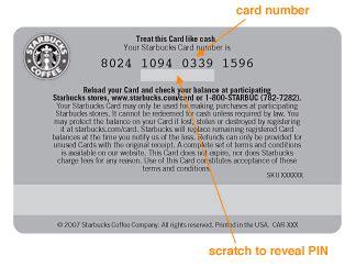 Coffee Bean Gift Card Balance