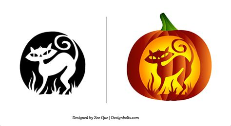 free pumpkin carving templates printable 10 free scary pumpkin carving patterns stencils