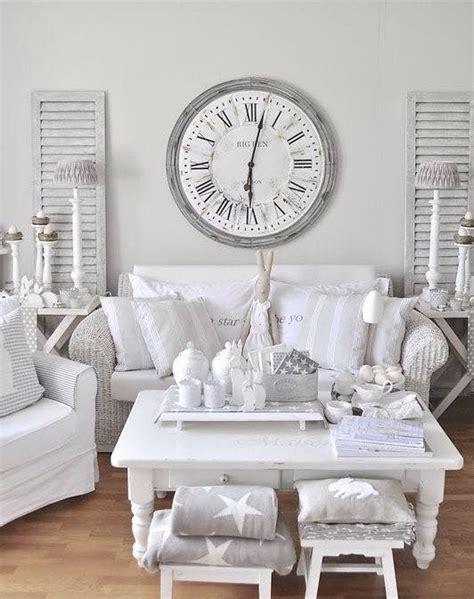 white shabby chic living room furniture 26 charming shabby chic living room d 233 cor ideas shelterness