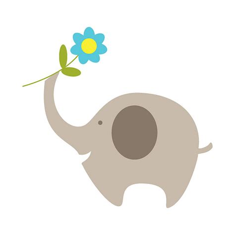 baby shower elephant template elephant template clipart best