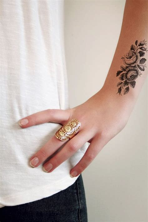 remarkably cute small tattoo designs  women
