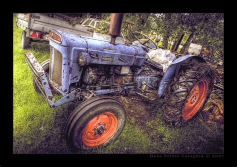 Trusty Old Tractor By Taragon On Deviantart