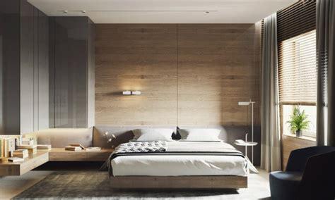 Paredes De Madera En El Dormitorio Para Crear Un Efecto