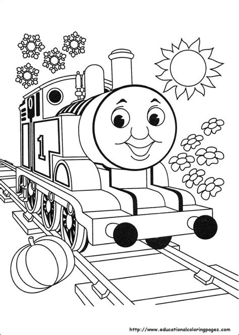 thomas friends coloring pages educational fun kids coloring pages  preschool skills worksheets