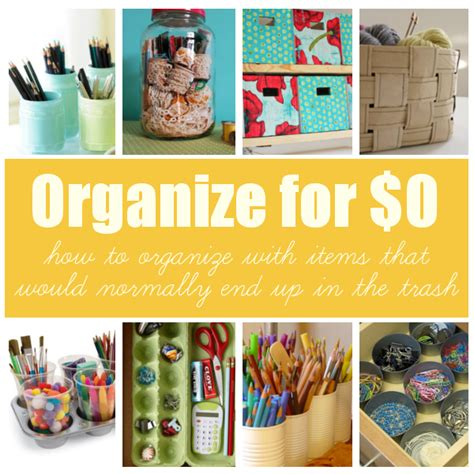 50 Insanely Clever Organizing Ideas  Organizing, Clever
