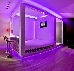 Neon Deco Chambre : 20 id es pour illuminer votre chambre des id es ~ Melissatoandfro.com Idées de Décoration