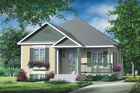 small bungalow country house plans home design pi