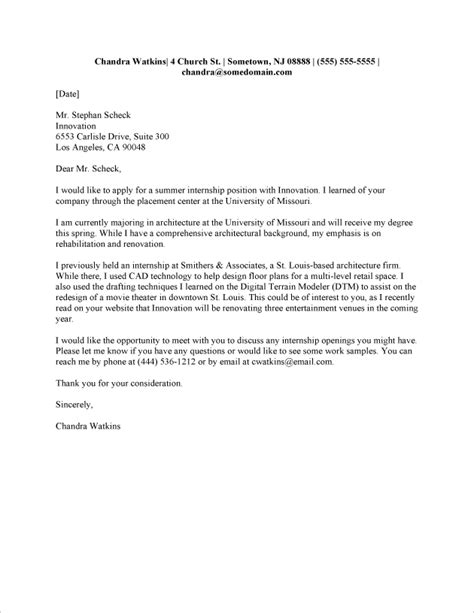 cover letter college graduate letter of recommendation