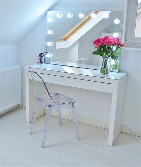 Tisch Mit Beleuchtung by Schminktisch W 228 Hlen Ideen Und Ratschl 228 Ge