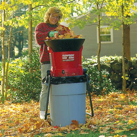 best garden mulcher flowtron electric leaf eater shredder mulcher dr power equipment