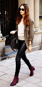 1000+ images about how to wear Burgundy boots on Pinterest | Seychelles boots Fashion ...