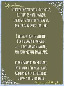 Sick Quotes For... Grandma Sick Quotes