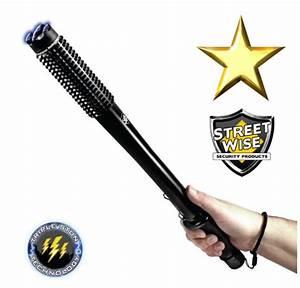 Streetwise Barbarian 9 Million Volt Stun Baton Flashlight