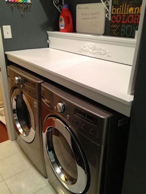 washer and dryer countertop countertops washer and dryer custom counter