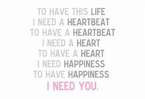 I Need You Quotes For Her | www.pixshark.com - Images ...