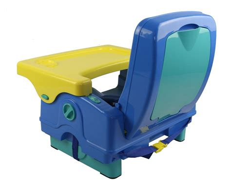 new elite baby toddler portable booster seat high chair