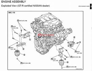 Nissan Gtr R-35 2016 Factory Service Manual