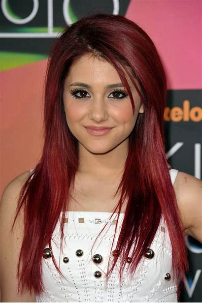 Ariana Grande Young Hair Victorious She Bernadine