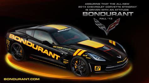 Wallpaper Imagine The 2018 Corvette Stingray In