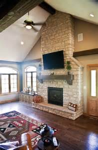Great Room Addition with Fireplace