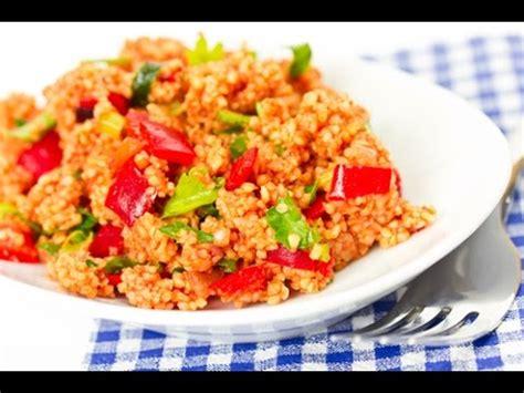 couscous salat rezept youtube