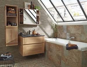 Meuble Salle De Bain Castorama : meubles cookelewis essential castorama meuble salle de ~ Melissatoandfro.com Idées de Décoration