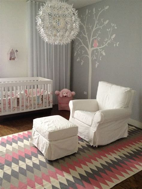 Pink And Grey Nursery Rug by Baby Room Lovely Pink And Grey For The Ones