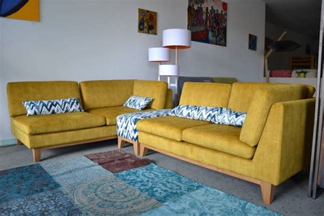 canapé angle sur mesure canapé d 39 angle anglet fabricant de canapé en cuir sur