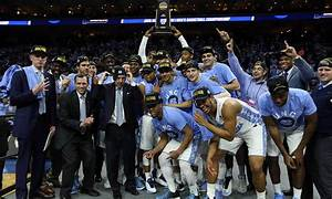 North Carolina can win a national title thanks to a ...