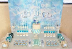 winter baby shower themes geometric frozen themed party wish
