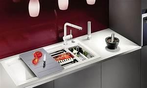 Weiße Granit Spüle : 70 stile und ideen f r k chensp len ~ Michelbontemps.com Haus und Dekorationen