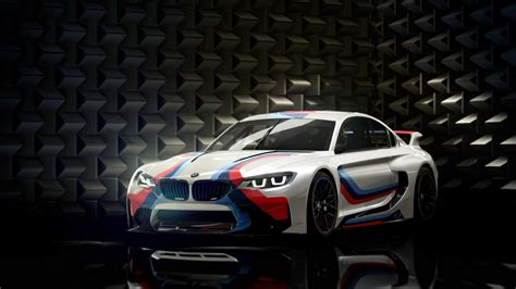 bmw vision gran turismo wallpapers hd wallpapers