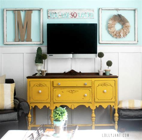 tv console decorating ideas 5 tips for decorating around a television home stories a to z