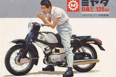 Vintage Japanese Motorcycle Club At Ama Vintage Days