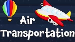 Air Transportation for Kids - YouTube