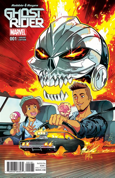 ghost rider  preview  comics news