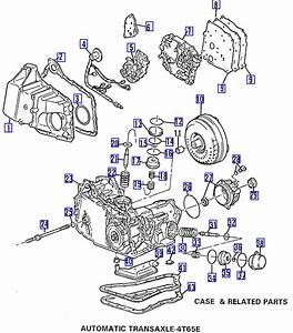 2008 Chevy Impala Transmission Diagram