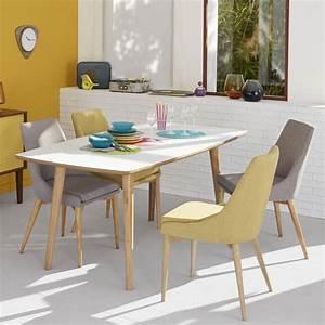 Chaise Table A Manger : alinea chaises salle manger ~ Teatrodelosmanantiales.com Idées de Décoration