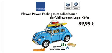 vw käfer lego leo sprungmann gmbh galerie unternehmen