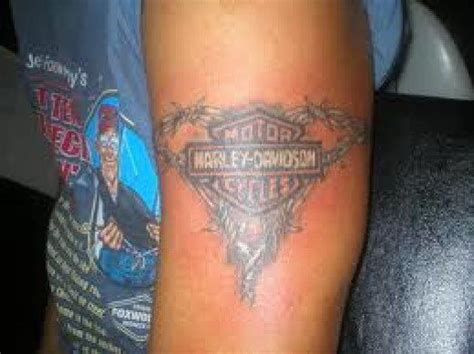 36 Best Harley Davidson Tattoos Images On Pinterest