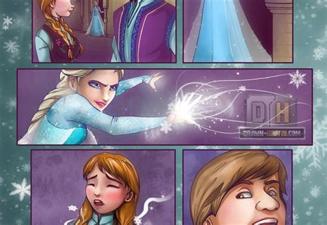 frozen rule 34 comics