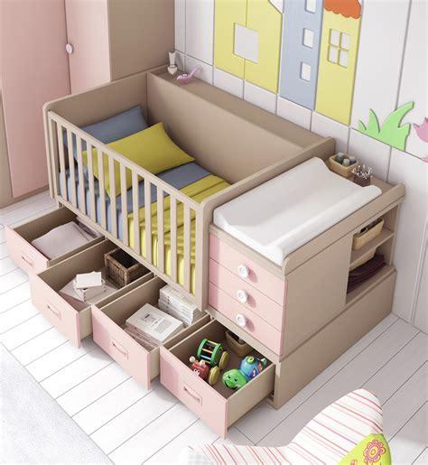 chambre de bébé évolutive lit bébé commode évolutif avec chiffonnier bc30 glicerio