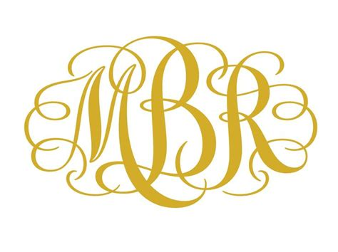 1000+ Ideas About Monogram Fonts Free On Pinterest