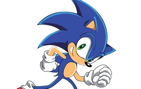 Sonic The Hedgehog Vector, Free Vector Images