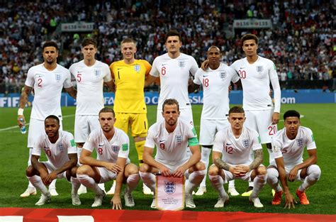 See more of england football team on facebook. England's World Cup players rated, who was the star, who will be disappointed and who has a ...