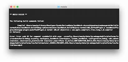 Ios Errors Native Build Cordova Plugins Android