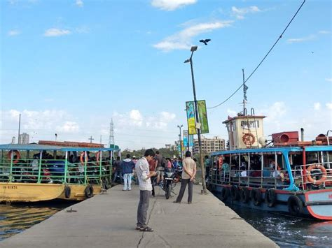 Boat Jetty Service by Ferry Services Routes Fares Thane To Vasai Kalyan Navi