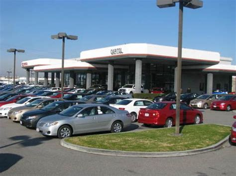 local toyota dealers capitol toyota ca san jose ca 95136 car dealership